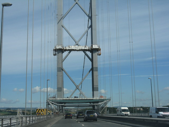 North Tower - Forth Road Bridge