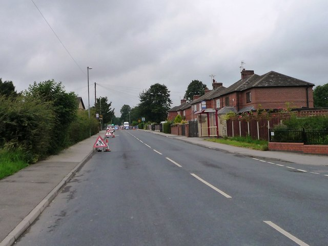 Common Road, South Kirkby