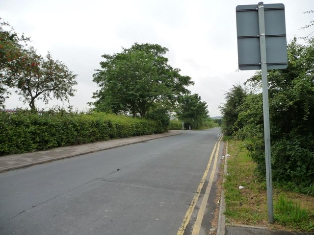 Broad Lane, South Kirkby