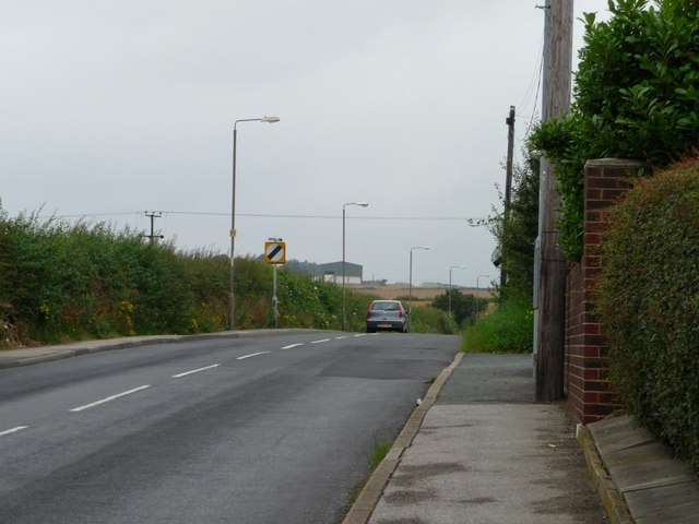 Common Road, South Kirkby Common