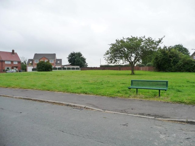 Open space at Pudding Hill