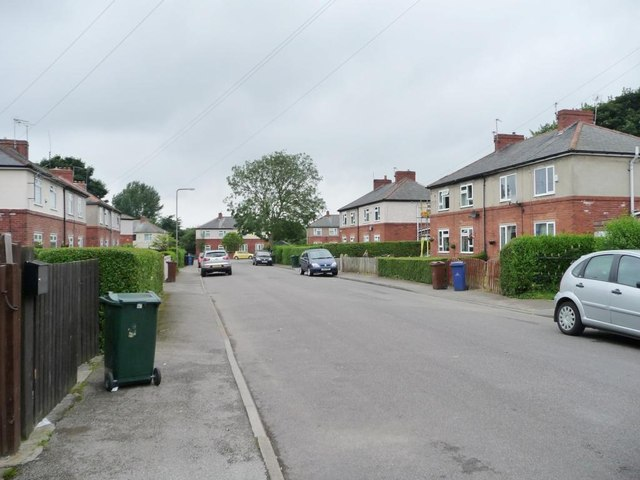 Park Road, Brierley