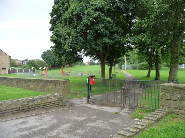 Entrance to Brierley Park