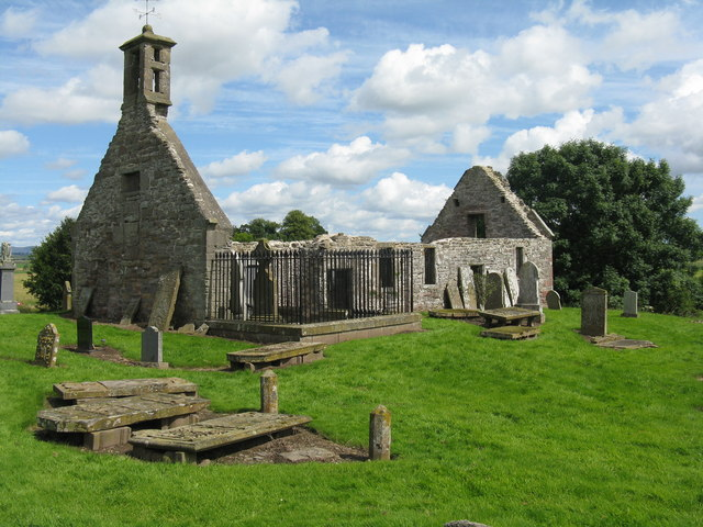 The Old Church at Eassie