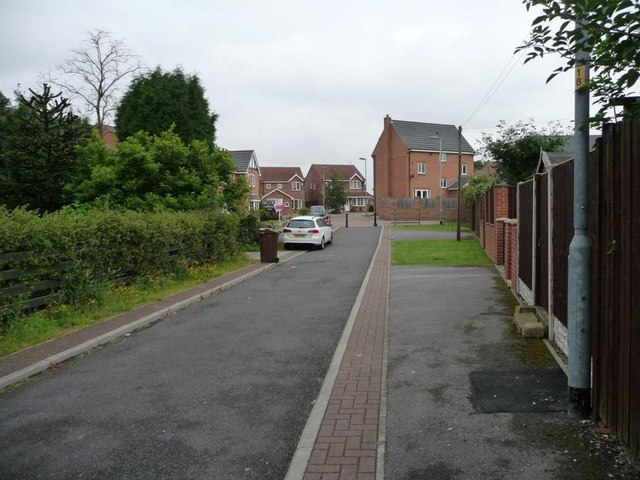 Blocked road, South Hiendley
