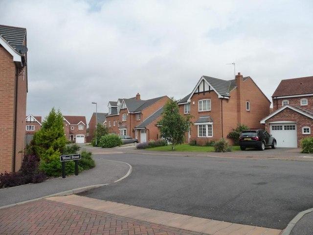 Wood Street, South Hiendley