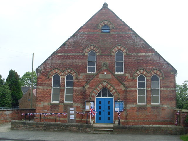 Beeford Methodist Church (1)