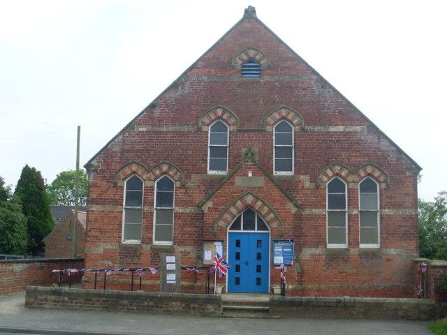 Beeford Methodist Church (1)