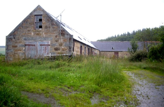 Steading at Drumriach