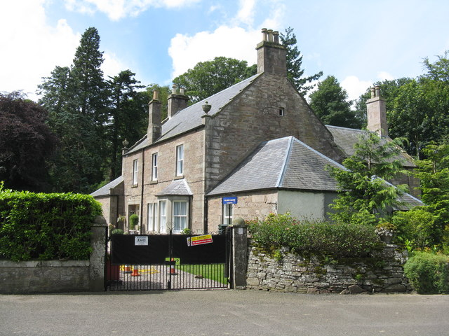 The Manse at Glamis