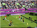 TQ2682 : Archery at Lords, 2012 Olympics : Week 31