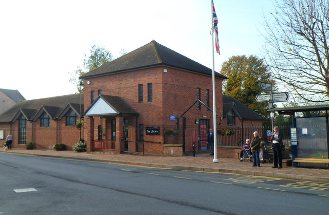 The Library, Newent