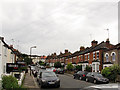 TQ3071 : Wellfield Road, Streatham by Stephen Craven