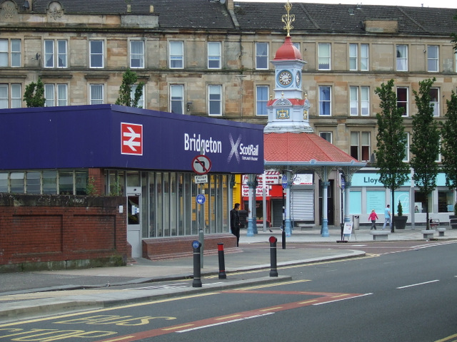 Bridgeton Cross