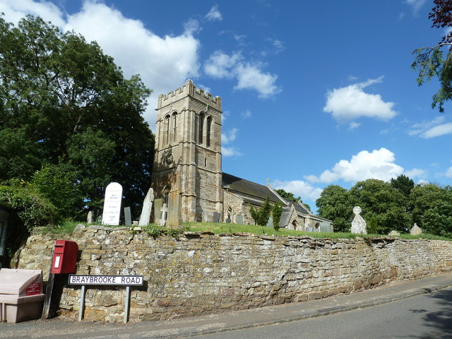 St Andrew's Church Arthingworth