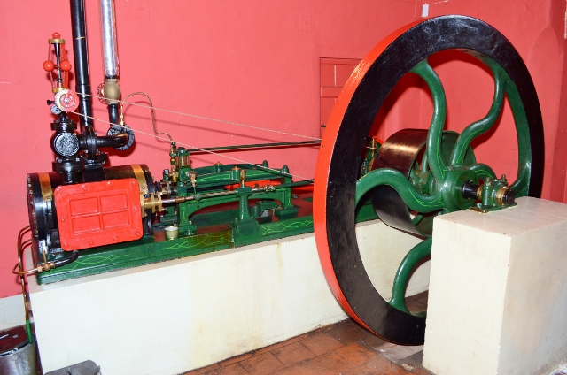Riches & Watts of Norwich Steam Engine