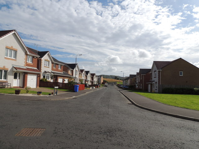 Torcy Way, Girvan