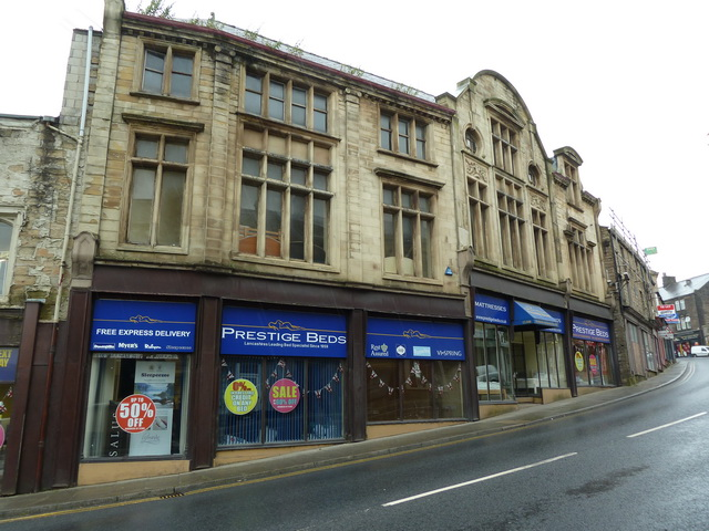 Prestige Beds on Burnley Road, Padiham