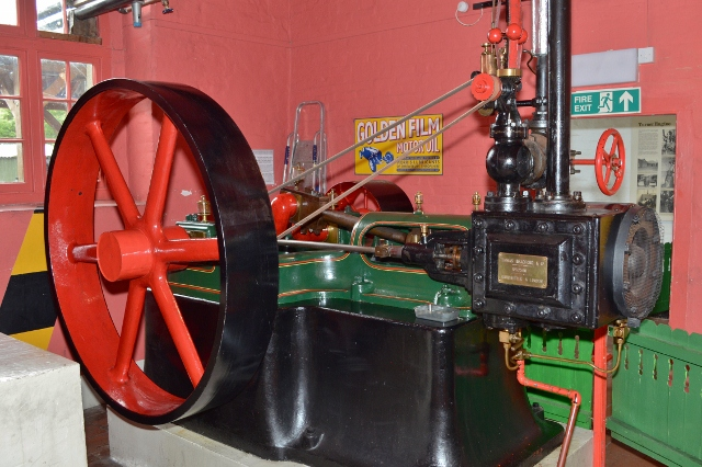 Thomas Bradford & Co Steam Engine