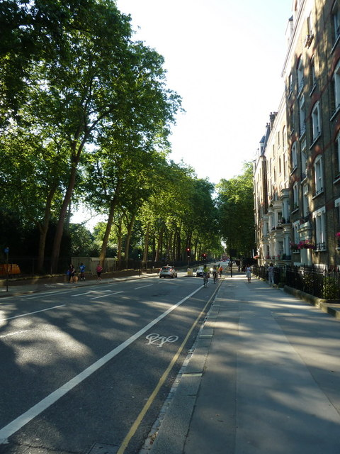 Chelsea Bridge Road, London SW1