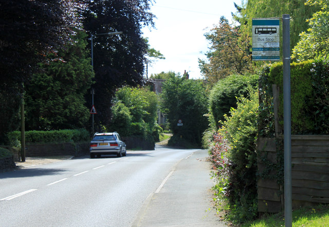 2012 : A360 Potterne Road heading south