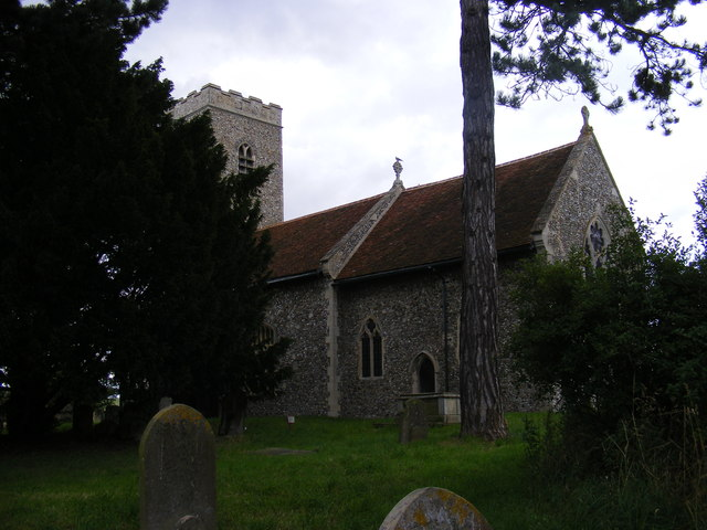 St.Michael and All Angels' Church