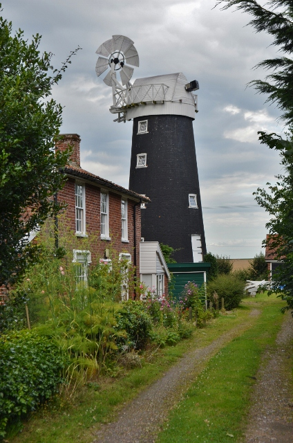 Wicklewood Windmill