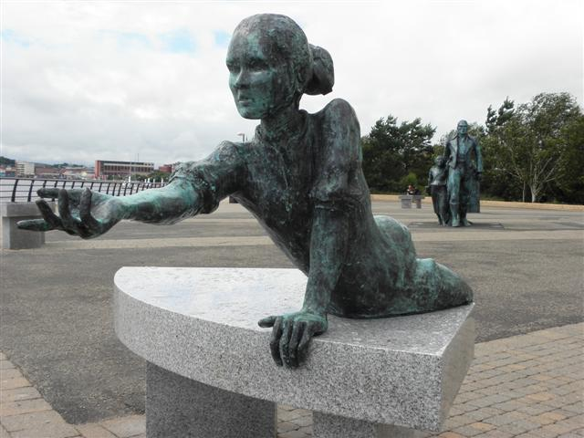Sculptures, Derry / Londonderry