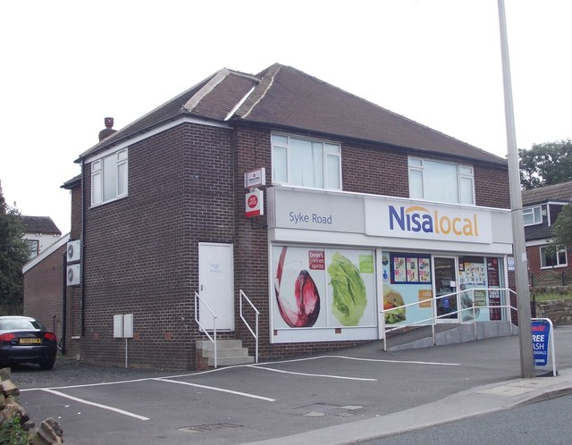 Nisa local & Post Office - Syke Road