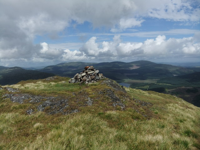 Summit of Curleywee