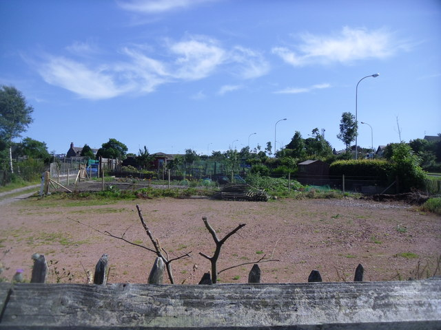 Allotments at Nigg Kirk Road, Aberdeen
