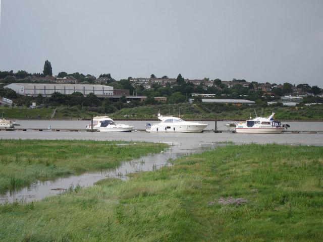 Baty Marsh, River Medway