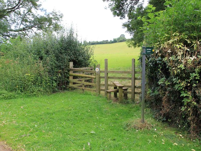 Footpath to Bloxham