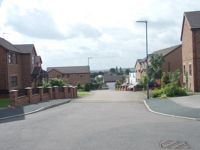 Lee Fair Court - off Baghill Road