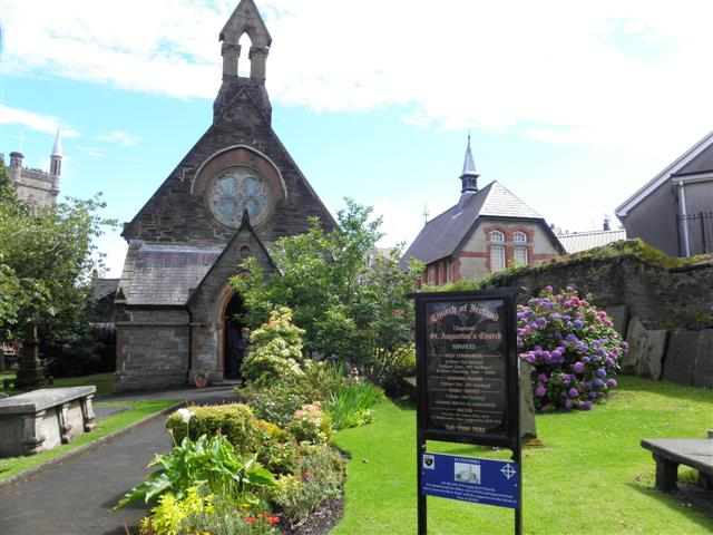 St Augustine's Church of Ireland, Derry / Londonderry