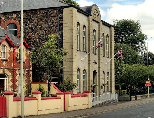 The Protestant Hall, Ballymena (2012)