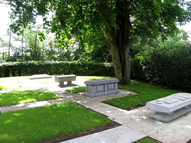 Graves of the recent Catholic Primates of All Ireland