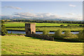 SJ0277 : Rhuddlan Castle - river gatehouse by Mike Searle