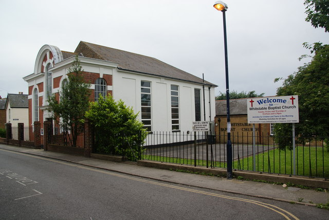 Whitstable Baptist Church