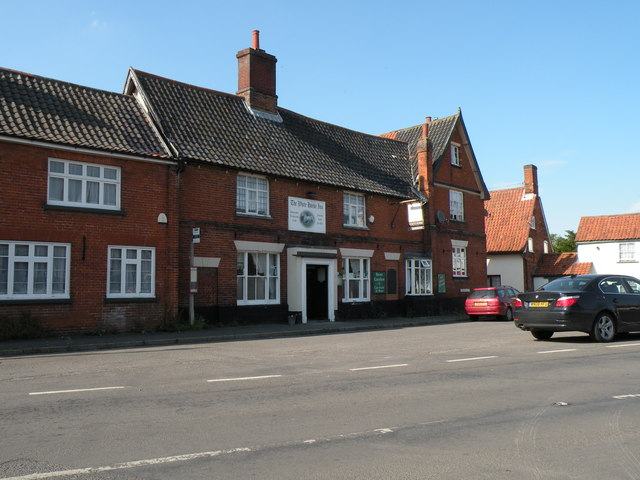 'The White Horse Inn' at Kenninghall