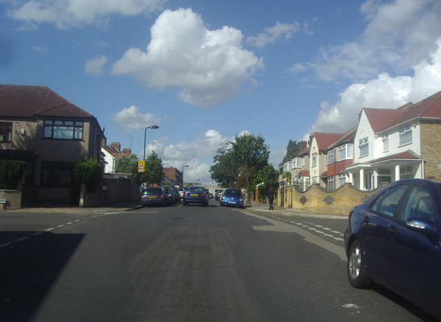 Mansell Road, Greenford