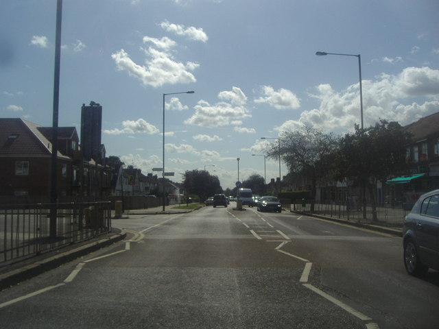 Eastcote Lane, Northolt