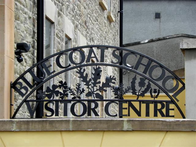 Blue Coat School Visitor Centre