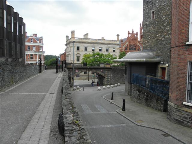 City walls, Derry / Londonderry