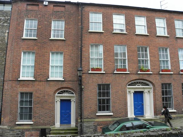 Georgian houses, Derry / Londonderry