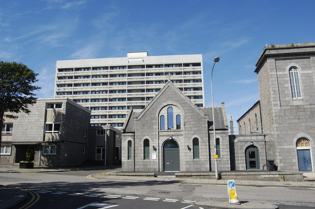 Hebron Evangelical Church, Summer Street, Aberdeen