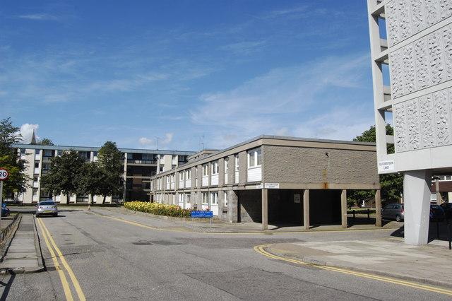 Gilcomstoun Court, Kidd Street, Aberdeen
