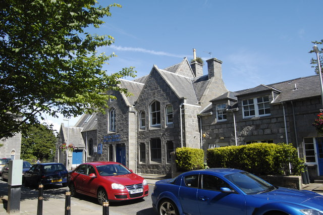 Aberdeen Boys' Brigade Headquarters, Crimond Street