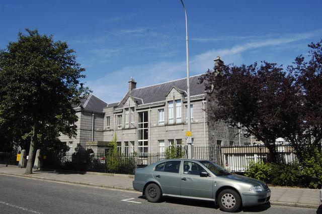 Gilcomstoun School, Skene Street, Aberdeen