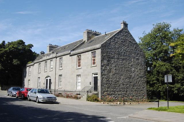 Skene Place, Skene Street, Aberdeen